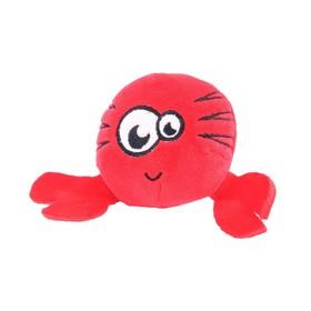 Мягкая игрушка «Мячик-Крабик», 7 см