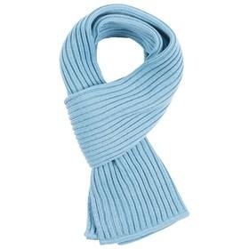 Шарф Snow, цвет голубой