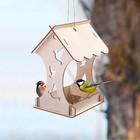 Кормушка для птиц «Птички», 15 × 16 × 24 см, Greengo - Фото 6