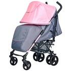 Коляска-трость Everflo Celebrity E 1268, цвет pink