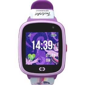 Смарт-часы Jet Kid Twilight Sparkle, 40мм, 1.44', фиолетовый Ош