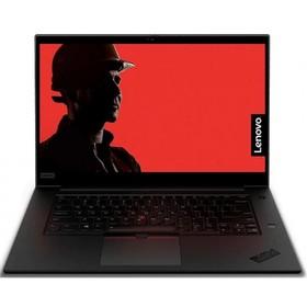 "Ноутбук Lenovo ThinkPad P1, 15.6"", i7 9750H, 16Гб, SSD 512Гб, P2000, Win 10, черный"