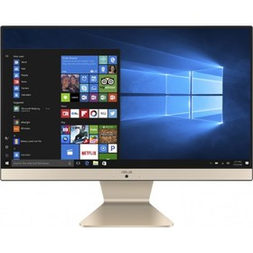 Моноблок Asus V222ГбK-BA004D 21.5' Full HD Cel J4005 (2), MX110 2Гб, черный Ош