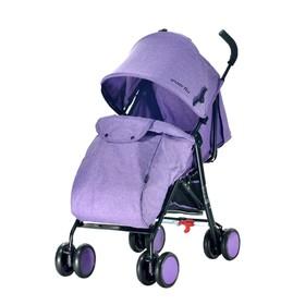 Коляска-трость Everflo Voyage E 850A, цвет purple Ош