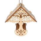 Кормушка для птиц «Узорное дерево», 23 × 21 × 15 см, Greengo - Фото 3
