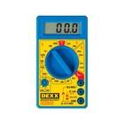 Мультиметр DEXX DX200 (45300), цифровой