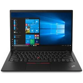 "Ультрабук Lenovo ThinkPad X1 Carbon, 14"", i5 8265U, 16Гб, SSD 256Гб, UHD 620, W10, черный"