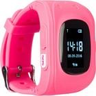 """Смарт-часы Jet Kid Start, 54 мм, 0.64"""", розовые"""