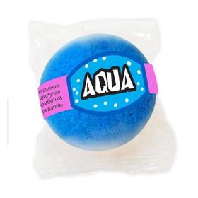 Бурлящий шар для ванны Spa by Lara Aqua, с маслами, 140 г
