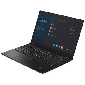 "Ультрабук Lenovo ThinkPad X1 Carbon, 14"", i7 8565U, 16Гб, SSD 512Гб, UHD 620, W10, черный"