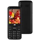 """Мобильный телефон ARK Power 4, 32Мб, 2Sim, 2.8"""", 0.3Mpix, microSD, черный"""
