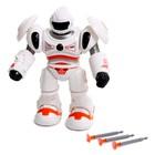 Робот-игрушка GRAVITONE, световые и звуковые эффекты, работает от батареек, русская озвучка, цвета МИКС - Фото 4