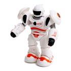 Робот-игрушка GRAVITONE, световые и звуковые эффекты, работает от батареек, русская озвучка, цвета МИКС - Фото 5