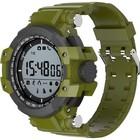 "Смарт-часы Jet Sport SW3, 1.2"", серо-зеленый"