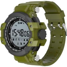 Смарт-часы Jet Sport SW3, 1.2', серо-зеленый Ош