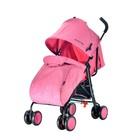 Коляска-трость Everflo Voyage E 850A, цвет pink