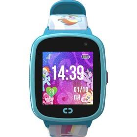 Смарт-часы Jet Kid My Little Pony, 40мм, 1.44', голубой Ош