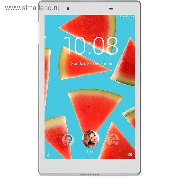 "Планшет Lenovo Tab 4 Тб-8504F Snapdragon 425 (1.4) 4с, RAM2Гб, ROM16Гб 8"", белый"