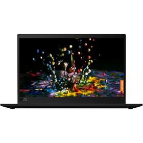 "Ультрабук Lenovo ThinkPad X1 Carbon, 14"", i7 8565U, 8Гб, SSD 256Гб, UHD 620, W10, черный"