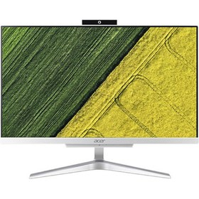 Моноблок Acer Aspire C22-865 21.5' Full HD i3 8130U (2.2), 4ГбG 620, CR, серебристый Ош
