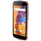 """Смартфон Haier Titan T1 16Гб, 2Sim, 5"""", Android 9, 8Mpix, microSD, черно-красный"""