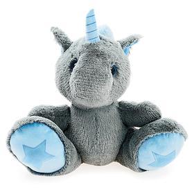 Мягкая игрушка «Единорог Зефир», цвет дымчатый, 60 см