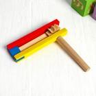 Музыкальная игрушка «Трещотка» 2.5?10.5?11.5 см