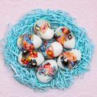 Пасхальная термоусадочная плёнка «Пёрышки», на 7 яиц