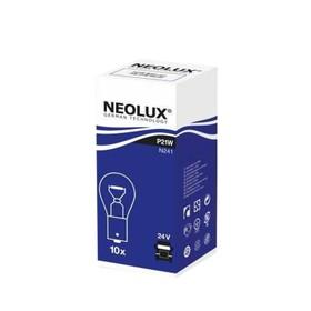 Лампа автомобильная NEOLUX, P21W, 24 В, 21 Вт, N241
