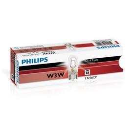 Лампа автомобильная Philips, W3W, 24 В, 3 Вт, 13256CP
