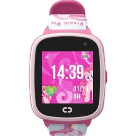 Смарт-часы Jet Kid Pinkie Pie, 40мм, 1.44', розовый Ош