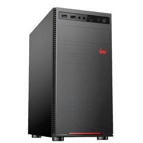Компьютер IRU Office 311 MT Cel G4900 (3.1), 4Гб, SSD120ГбG 610, 400W, черный