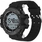 """Смарт-часы Jet Sport SW3, 1.2"""", черный"""
