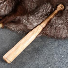 Бита деревянная, 50 см Ош