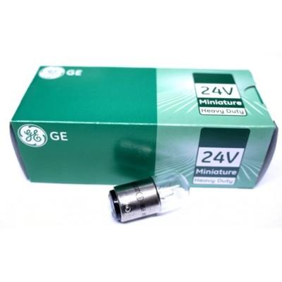 Лампа автомобильная General Electric HD, R5W, 24 В, 5 Вт, 2626HD