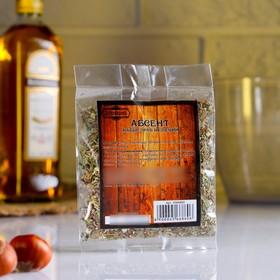 """Набор из трав и специй для приготовления настойки """"Абсент"""", Добропаровъ, 20 гр"""