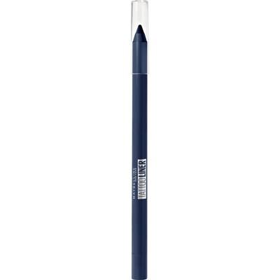 Карандаш для глаз гелевый Maybelline Tatoo Liner, оттенок 920 синий - Фото 1