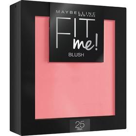 Румяна для лица Maybelline Fit Me Blush, оттенок 25 розовый