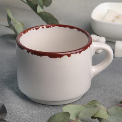 Чашка чайная Antica perla, 200 мл
