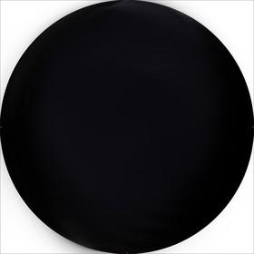 Чехол запасного колеса R16, 17 диаметр 77 см, экокожа, черный Ош