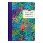 Бизнес-блокнот А5, 96 листов в клетку/линейку, Color mosaic, твёрдая обложка, матовая ламинация