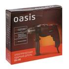 Дрель Oasis DU-85, ударная, 850 Вт, 3300 об/мин, 42000 уд/мин, ЗВП 13 мм, реверс - Фото 5