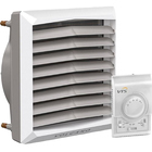 Тепловентилятор Volcano VR2 AC, 8-50 кВт, расход 4850 м3/ч, до 22 м, белый