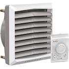 Тепловентилятор Volcano VR3 AC, 13-75 кВт, расход 5700 м3/ч, до 25 м, белый