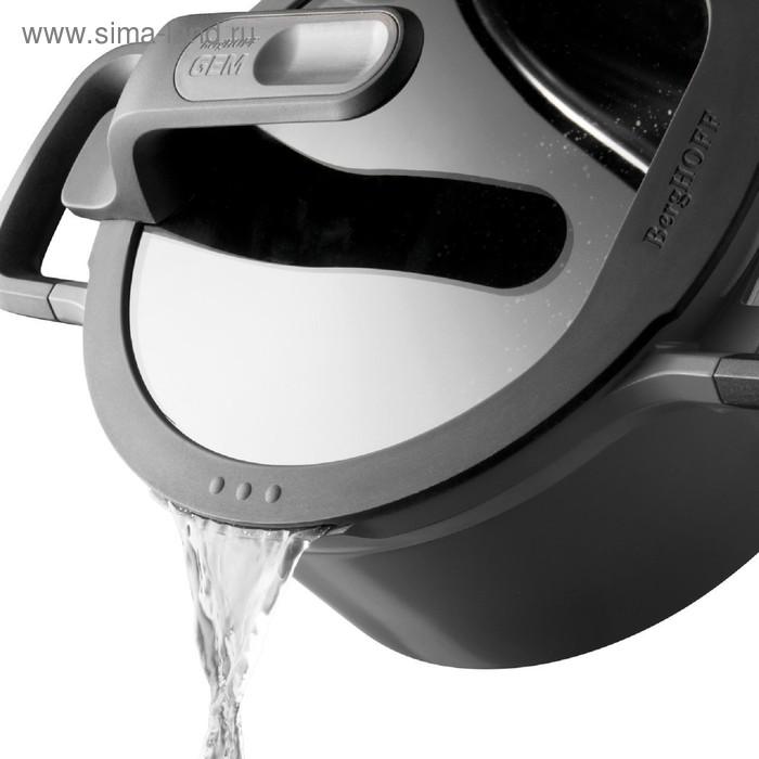 Гейзерная кофеварка для стеклокерамической плиты