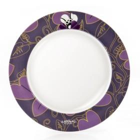 Набор тарелок Lover by lover 21.5 см, 4 шт