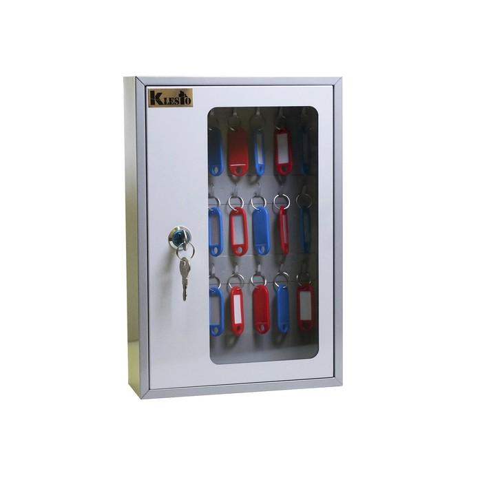 Ключница SKB-24, 24 ключа, с брелоками