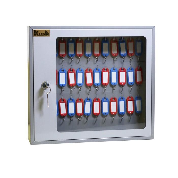 Ключница SKB-39, 39 ключей, с брелоками