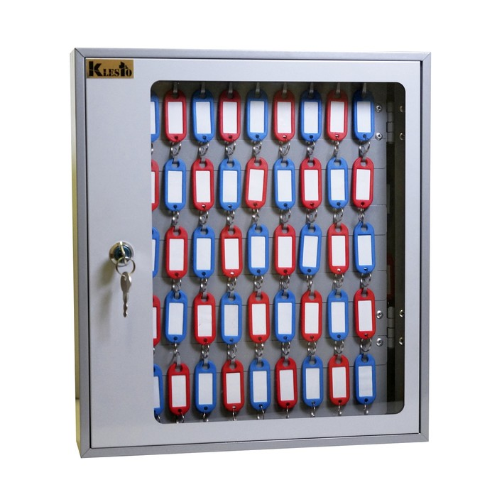 Ключница SKB-102, 102 ключа, с брелоками