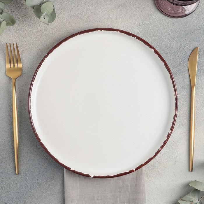 Блюдо Antica perla, d=25 см